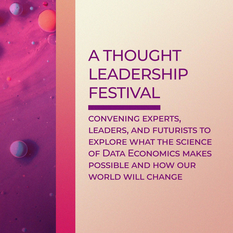 The Data Economics Festival 2021 -- An Introduction